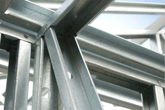 Projeto #SteelFrame da empresa Allmas #pin_it #steel #frame #projeto #project #house @mundodascasas www.mundodascasas.com.br