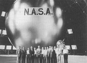 NASA was first established on July 29,1958, but it wasn't ...