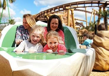 Paultons Theme Park Home of Peppa Pig world