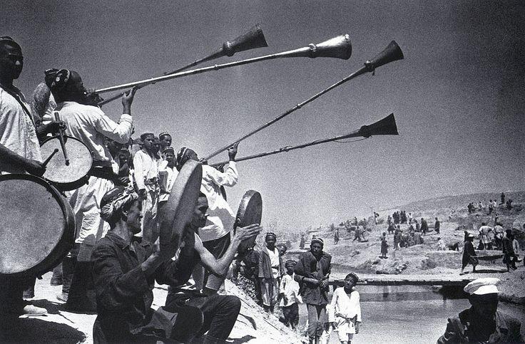 Arkady Shaikhet / Аркадий Шайхет. На строительстве Большого Ферганского канала  1939 г..jpg (1918×1259)