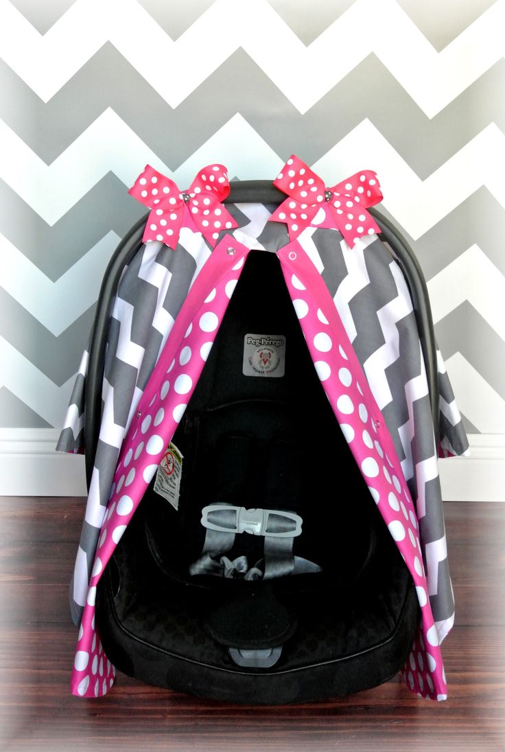 car seat cover canopy infant car seat cover by JaydenandOlivia & 61 best Baby Girl Car Seat Canopies images on Pinterest | Car seat ...