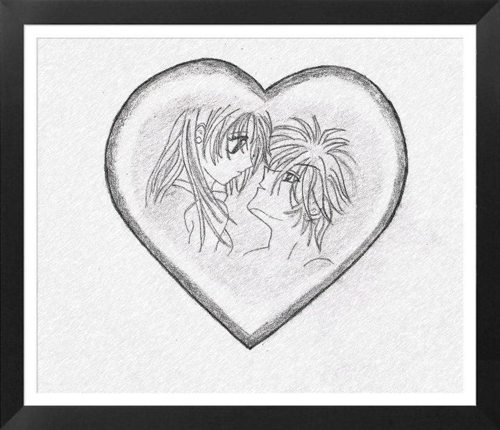 vedValentine's Special - Sketching by Priyanka Sachdeva in Drawing is my Life at touchtalent