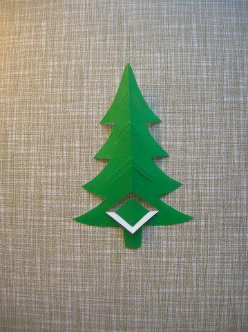 Symmetriaa joulukorteissa
