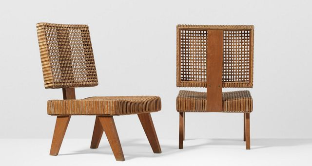 Le Corbusier + Pierre Jeanneret /29 October 2015 Noon cst via Wright