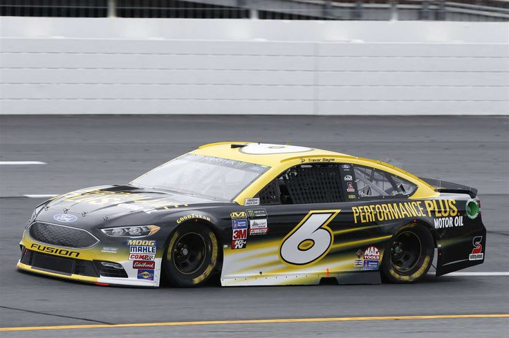 Starting lineup for Overton's 301 Friday, July 14, 2017 Trevor Bayne will start 27th in the No. 6 Roush Fenway Racing Ford Crew chief: Matt Puccia Spotter: Roman Pemberton Photo Credit: Matthew T. Thacker | NKP Photo: 27 / 39