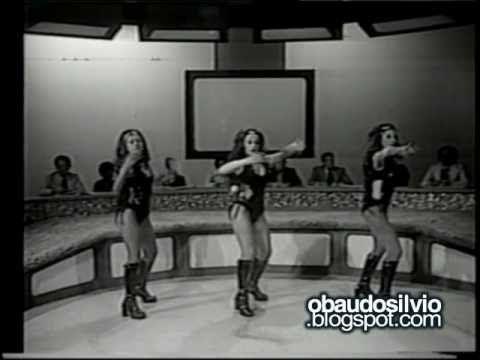 Silvio Santos Diferente - TV Tupi, 1975