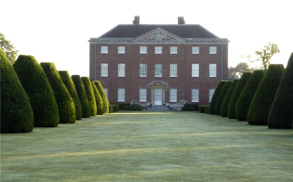 Salle Park, Norfolk, England. Built in the early 1760s.
