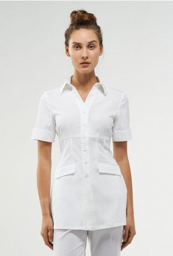 67 best images about salon spa uniforms on pinterest for Uniform spa salon