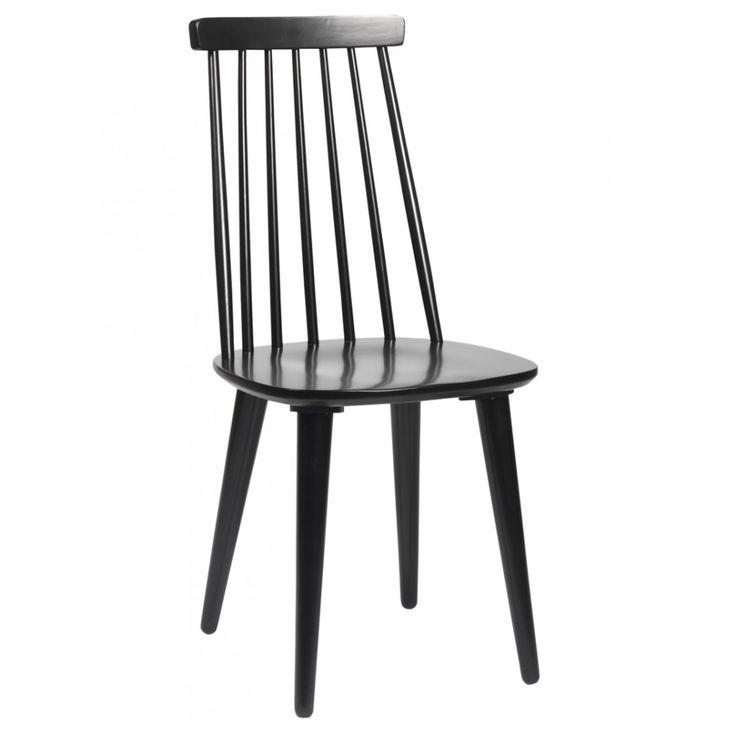 Lotta stol svart