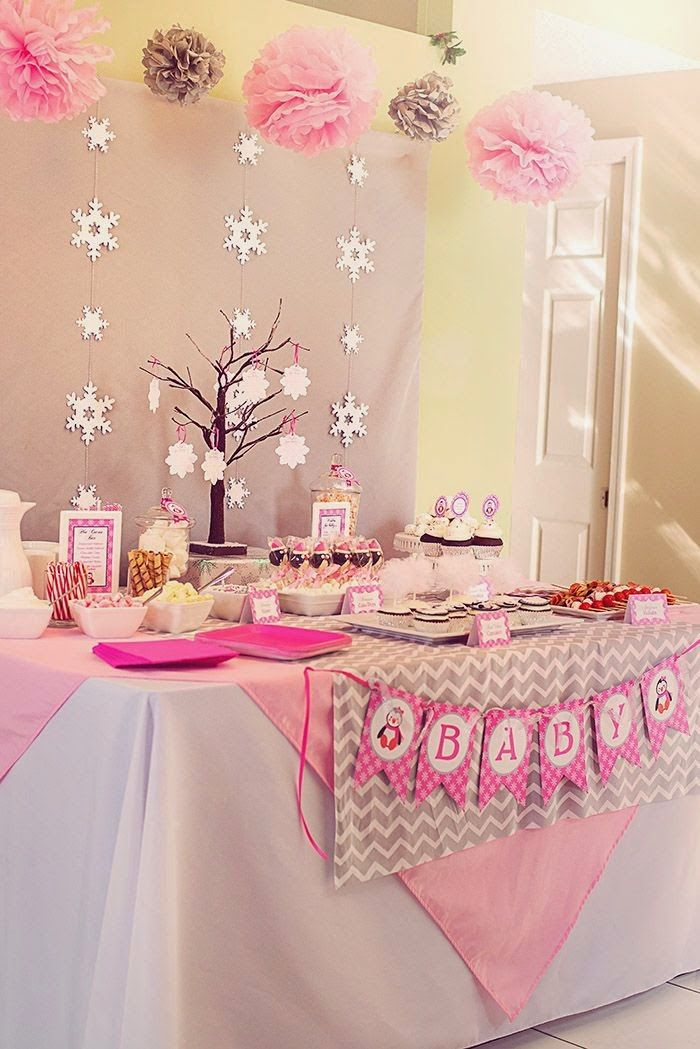 Las 25 mejores ideas sobre decoracion baby shower ni a en for Decoracion bebe nina