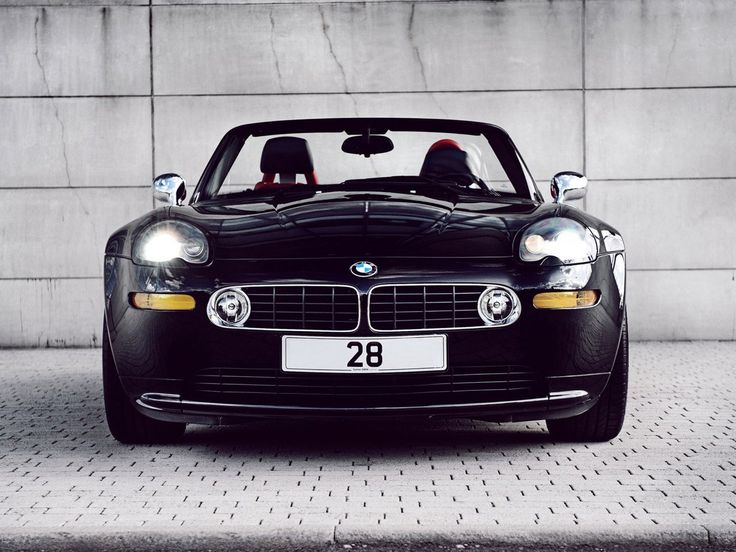 BMW Z8. The Z3M, pricey version.