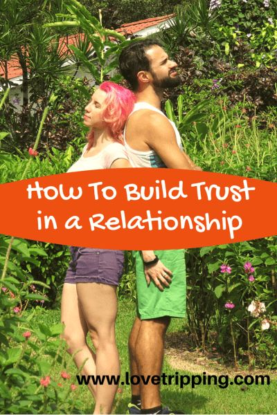 Building a trusting relationship can be hard. Read the 14 Dos and Don'ts of how to build trust. I found these super helpful!