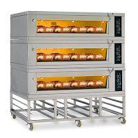 COBEPAN.ES maquinaria y accesorios para Panaderia y Pasteleria.: Horno solera/pisos por modulos.(mod 941)