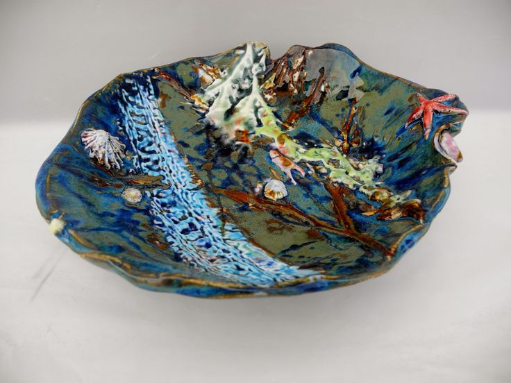 Rock Pool Series, Ceramic Bowl