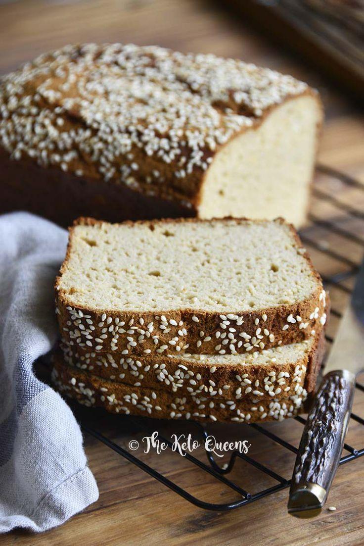 The Best Keto Bread Recipe Lowest Carb Bread Recipe