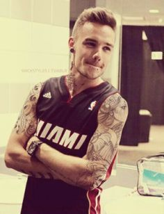 Liam punk | One Direction Punk Edits | Pinterest