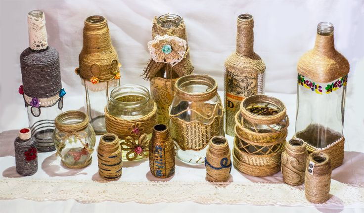 ~ click pe site pentru a cumpăra ~ ❁ ~ Here I present to you my collection of twine and rope handmade home decorations. You can see each one at a bigger size and to find out more details, by visiting my site.
