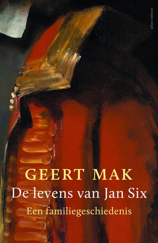 De levens van Jan Six. Een familiegeschiedenis is het verhaal van Jan Six, zijn familie en zijn vele levens. Zijn portret geldt als het mooiste dat zijn vriend Rembrandt ooit maakte, het hangt - uniek - nog steeds in het familiehuis aan de Amstel. Jan kende iedereen in het 17e-eeuwse Amsterdam, van Vondel tot Spinoza. Maar wat ging er werkelijk om in het hoofd van deze 17e-eeuwse patriciër en kunstverzamelaar?