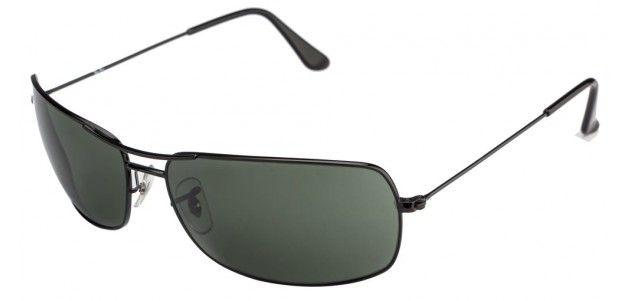 Ray-Ban RB3431 002 Size:64 Black Grey Sunglasses