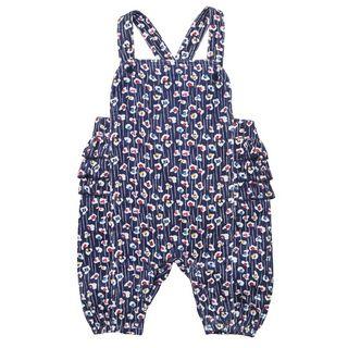 Chelsea navy print overalls http://www.nestling.com.au/sale---winter-clothing-c115/girls-c54/fox--finch-baby,-chelsea-navy-mix-print-overalls-p1157/