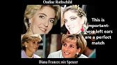 PRINCESS DIANA GREATEST HOAX! ALIVE IN US!! LIVING WITH HER ROTHSCHILD FAMILY!