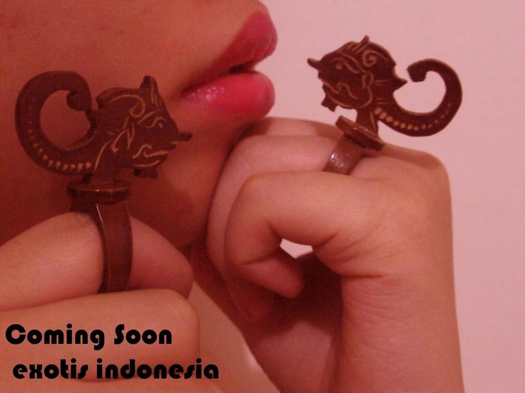 """Ring Wood Exotis Indonesia """" Omah Wayang """""""