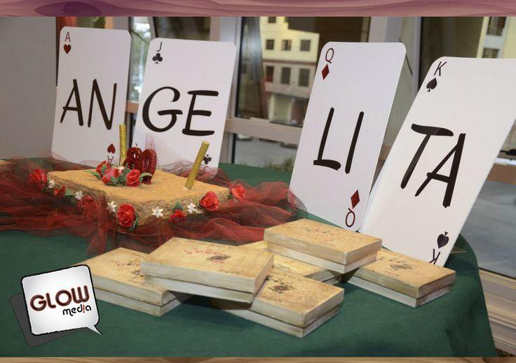 Carteles para decoración de mesa dulce