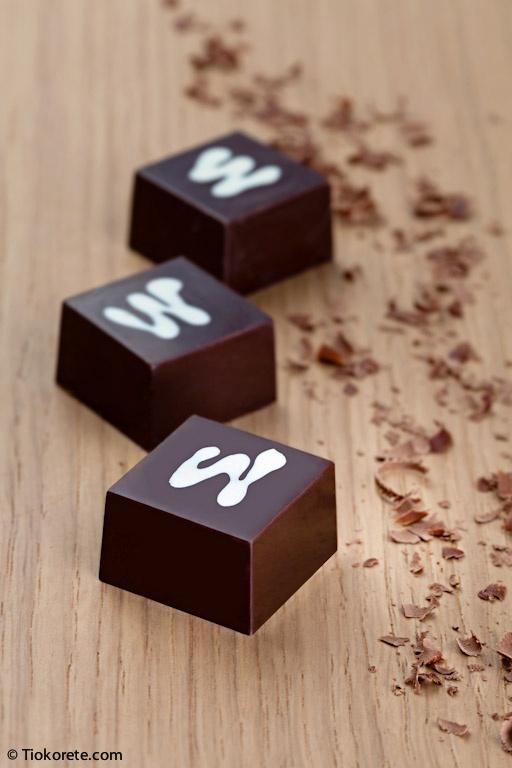 Cioccolatini Tiokorete: Pepe nero
