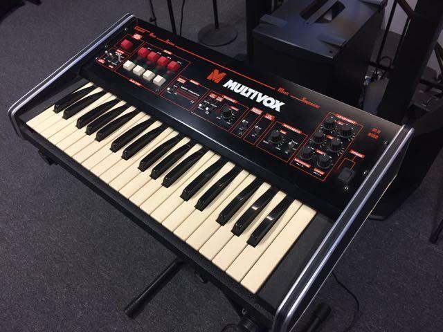 MATRIXSYNTH: Multivox MX8100 Control Voltage Music Sequencer