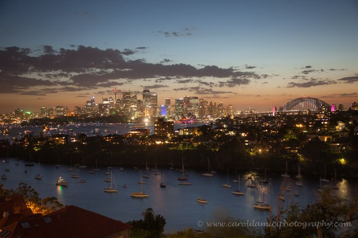 Sydney @ twilight
