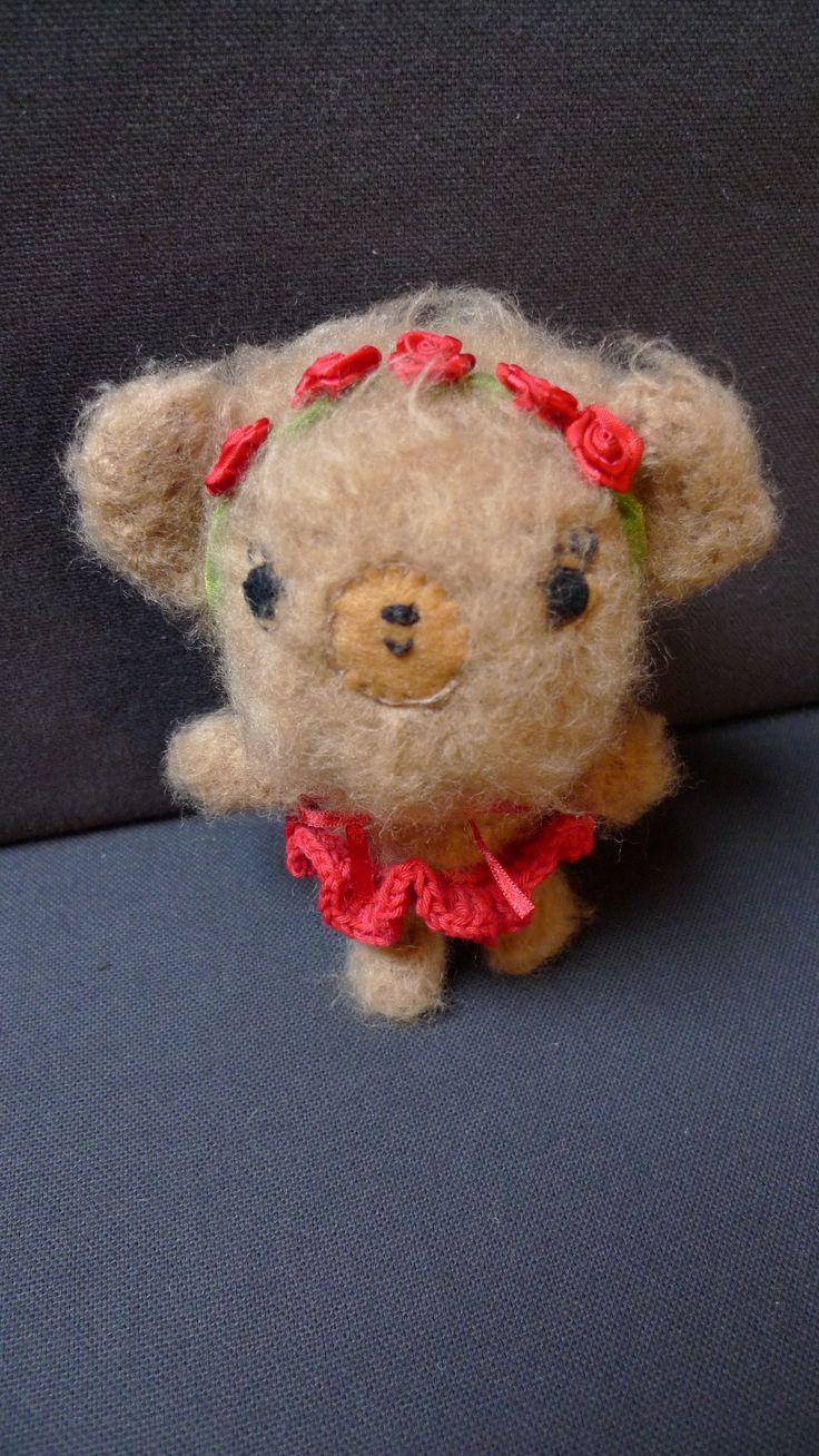 Amigurumi crochet. Osita Dori