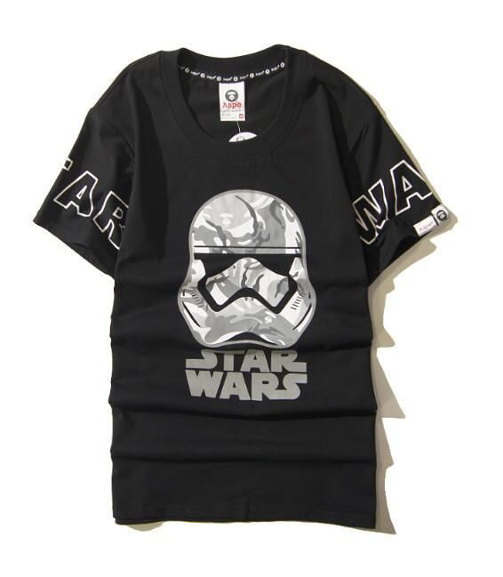 Hip Hop Harajuku Street Cartoon Design T Shirts Summer Short Sleeve Star War Tee Casual Men Cotton Simple Style Head Print T Shirt Nsh03 38 Buy Cool T Shirts Online Funny Offensive T Shirts From Ningshaohua, $12.29| Dhgate.Com