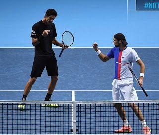 Blog Esportivo do Suíço:  Melo e Kubot vencem os Bryan e já estão na semi do ATP Finals