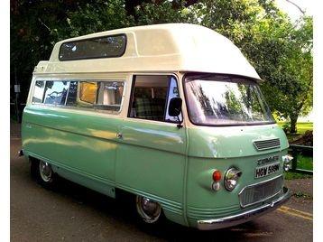 1975 Commer Campervan North London £8995