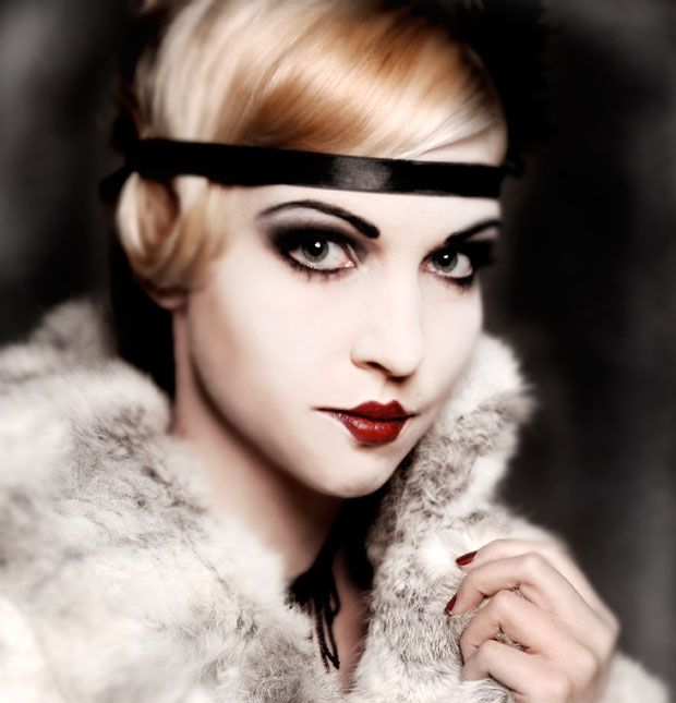make up anni '30