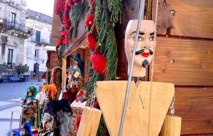 L'anima del pupo siciliano - The soul of a Sicilian puppet