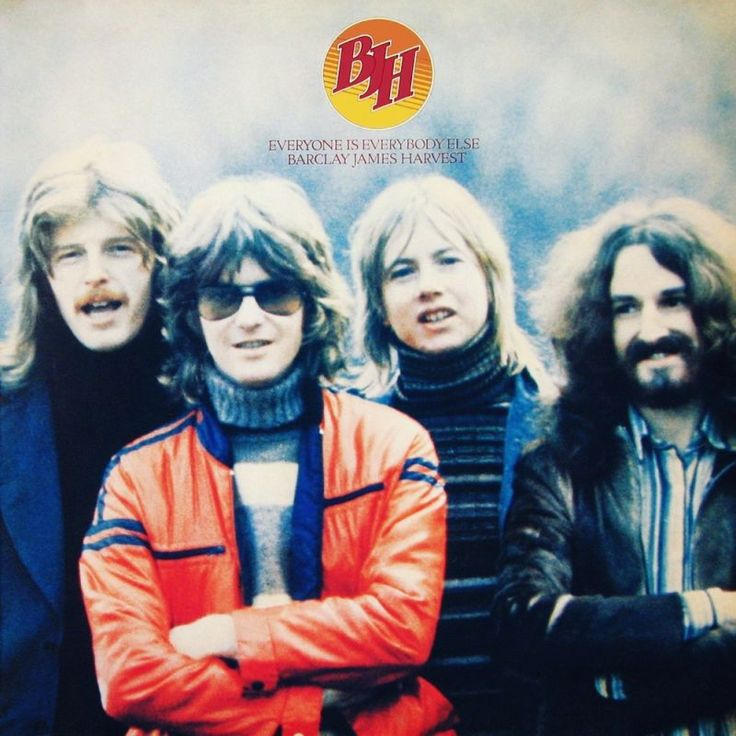 Barclay James Harvest - Everyone Is Everybody Else (1974)