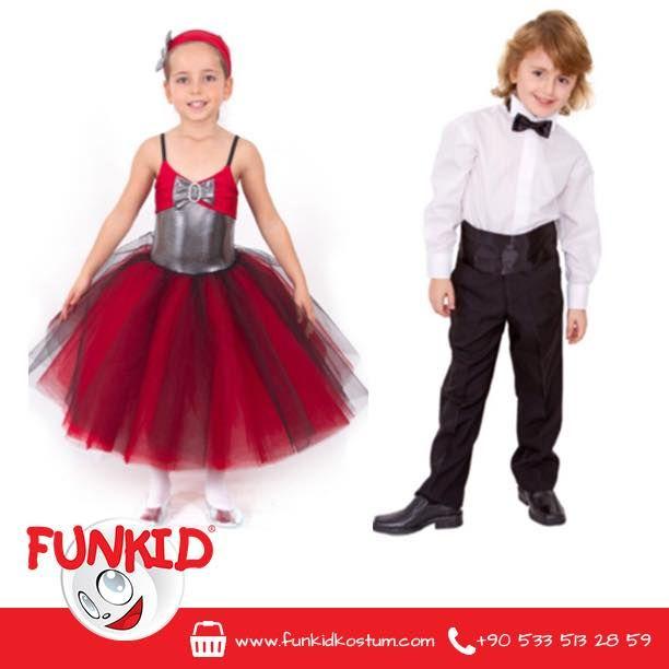 23 Nisan veya yıl sonu gösterileriniz için Funkid'den size çok şık resital kostümleri.. #funkidkostüm #23nisan #yılsonugösterisi #kids #çocuk #costume #costumeparty #kostum
