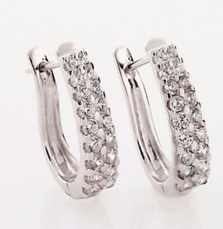 Diamantea orecchini semicerchio 118816- Hse24.it