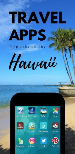 Free apps to use for Hawaii travel. Hawaii weather alerts, news, Oahu bus, maps, top tourist attraction map, step counter, outdoors hiking map and pictures, and more! With lots of things to do on Oahu, Maui, Kauai, and the Big Island with hikes, island driving, beaches, snorkeling, you can use these apps for travel planning and capturing memories of Hawaii vacation! Travel tips for Hawaii on a budget for some budget-friendly adventures!