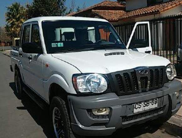 Camioneta Mahindra Pikup Diesel 2011 B Antivuelco En Region