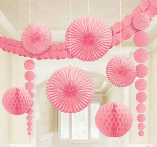 New Pink Decorating Kit | 1ct for $13.50 {Kara's Party Ideas Shop}