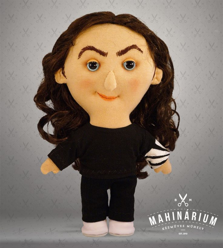 Ross Noble english comedian Selfie Doll