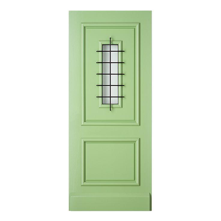 WK1145 rooster voordeur