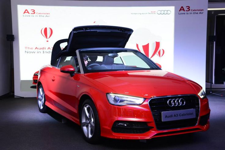 Audi A3 Cabriolet - Love is in the air