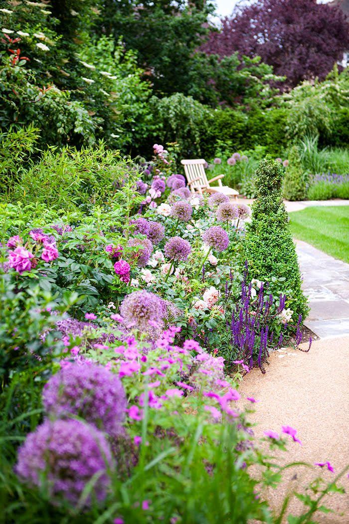 Hampstead garden designed by Matthew Wilson © Rachel Warne - Ground ...
