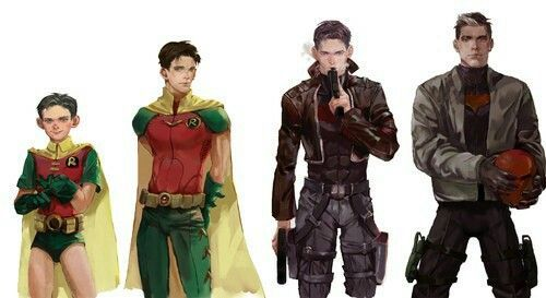 Jason Todd | the 2nd from the right is daaaamn fine - visit to grab an unforgettable cool 3D Super Hero T-Shirt!