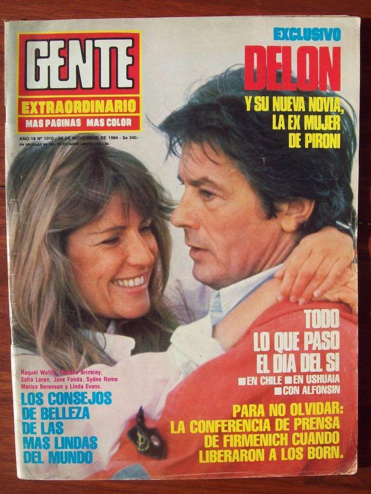 46 best tapas images on pinterest journals argentina and buenos portada de la revista argentina gente noviembre de 1984 fandeluxe Images