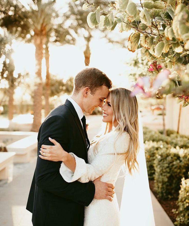 Best 25+ Modest Wedding Dresses Ideas On Pinterest