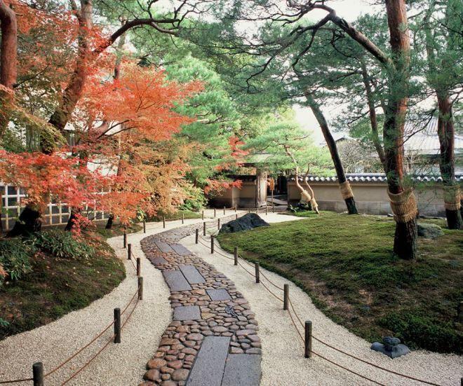 Matsue Shimane Izumo Yasugi Adachi musée jardin japonais pavillon thé cha-shitsu